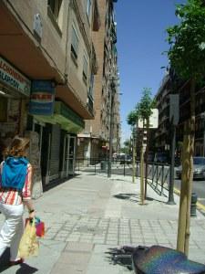 calle remozada