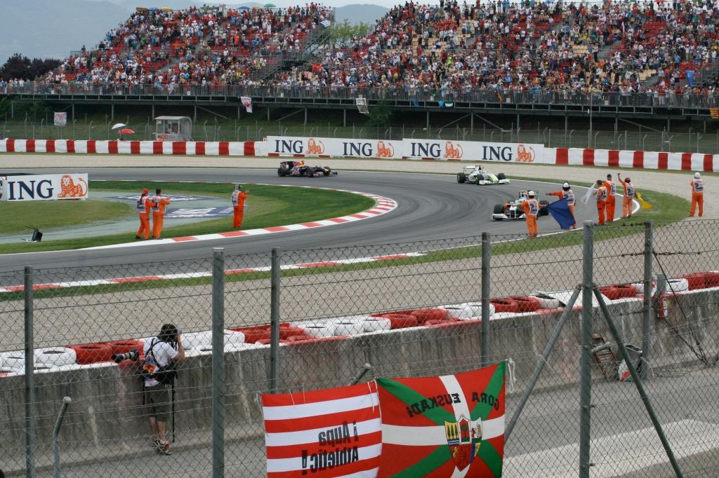 GP F1 España - Circuit de Montmeló
